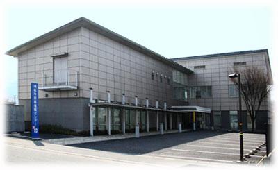 須坂市技術情報センター外観
